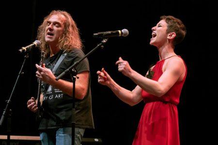 Saygili & Autschbach beim Deutschen Rock- und Pop Preis 2019…