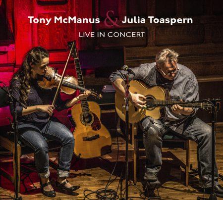 Tour mit Tony McManus & Julia Toaspern ABGESAGT wg. Covid-19…